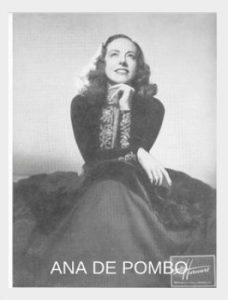 Ana de Pombo (1900-1985)