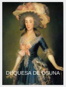 María Josefa, duquesa de Osuna (1750-1834)