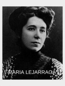 María Lejárraga (1874-1974)