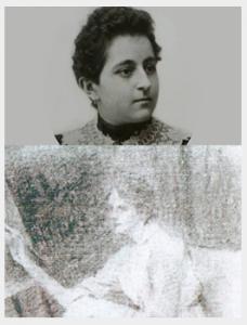 Adela Ginés pintora, María Goyri filóloga: dos pioneras