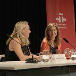 Almudena de Arteaga inaugura el II ciclo de Españolas por Descubrir en el Instituto Cervantes