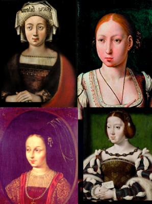 Mujeres del Renacimiento: La Beltraneja, Catalina de Aragón, Beatriz Galindo y Leonor de Austria